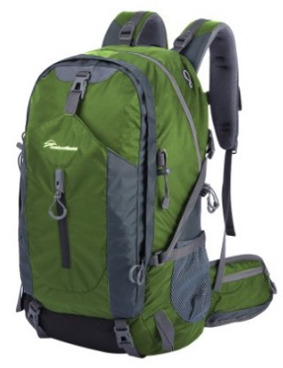 OutdoorMaster Hiking Backpack 50L with Waterproof Backpack Cover review