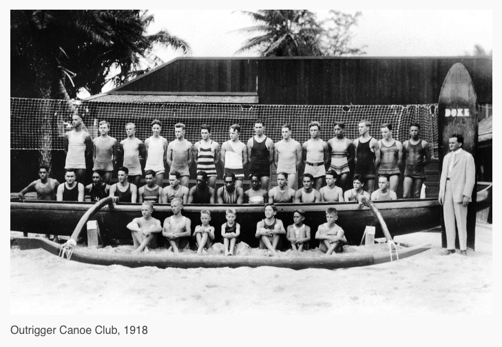 Outrigger_Canoe_Club_Beach_Volleyball,_1918
