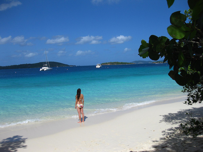 St John Virgin Islands Cinnamon Bay