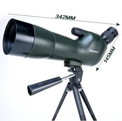 angled spotting scope uscamel