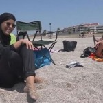 Burkinis At The Beach
