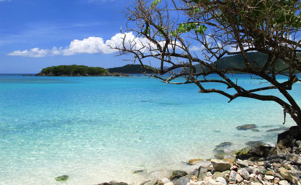 St John Island Cinnamon Bay