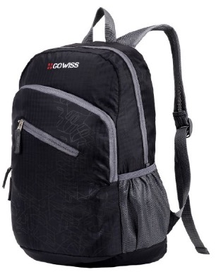 lightweight Gowiss Backpack review