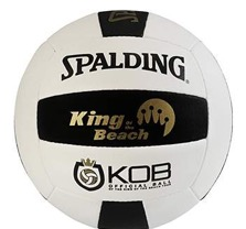 spalding beach volleyball