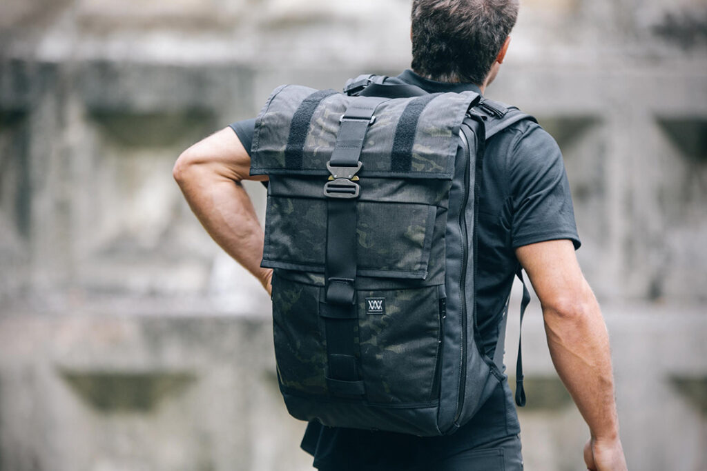 travel backpacks for men