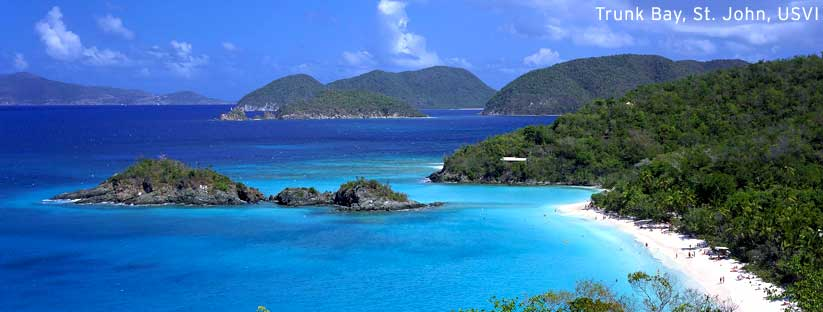 trunk bay st. john