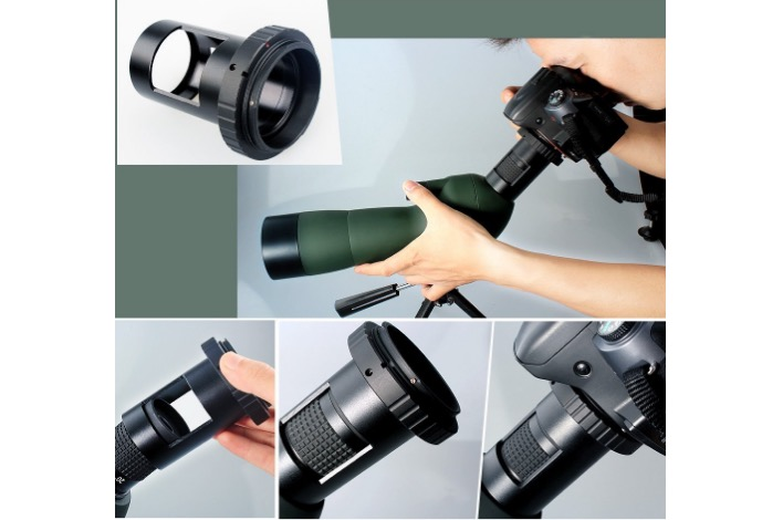 Uscamel birdwatching spotting scope review