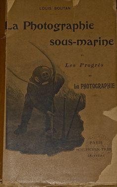 louis baton photographie sous marine