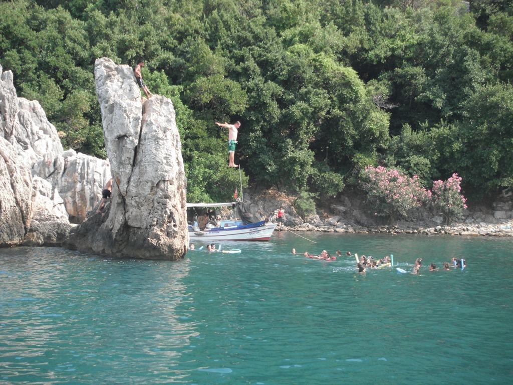 cirali olympos valley turkey snorkeling