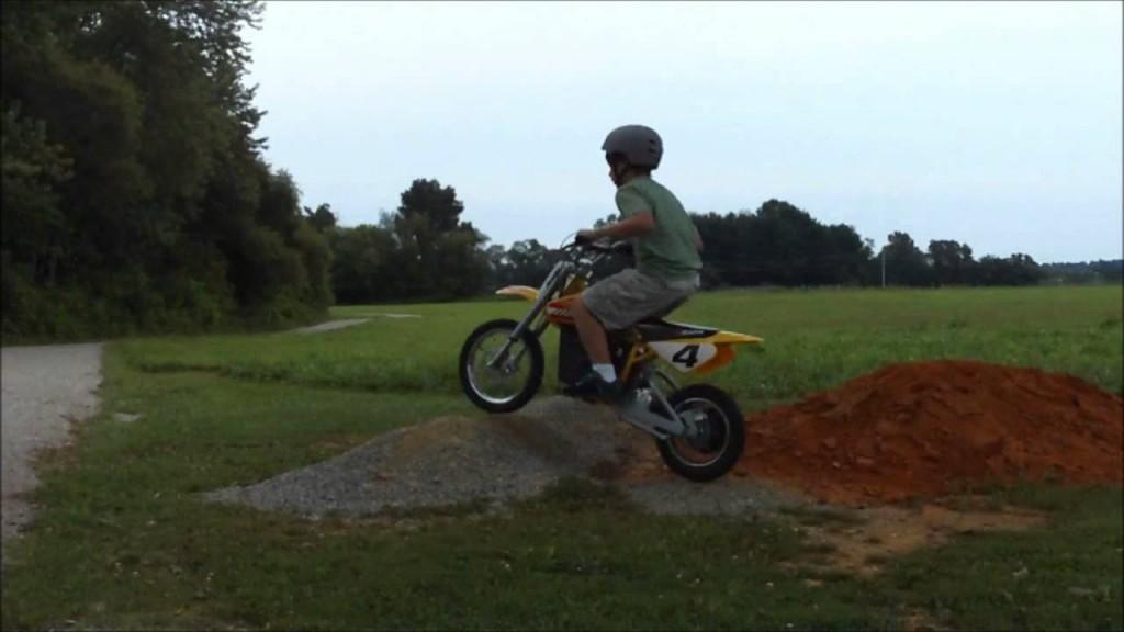 Kids Dirt Bike Helmet Safety