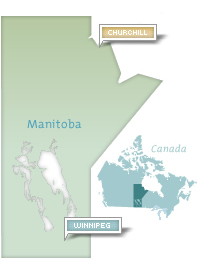 Churchill Manitoba