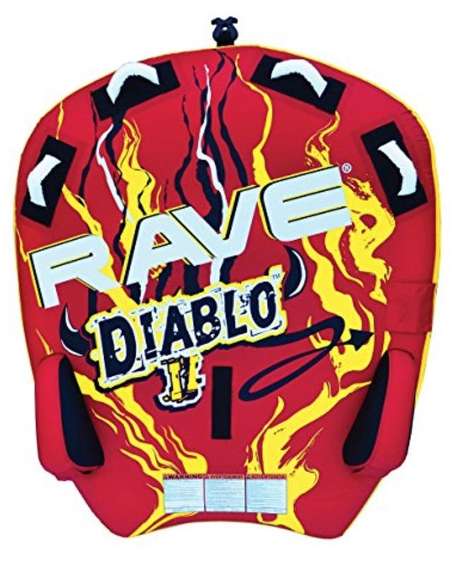 rave-sports-02318-diablo-ii-2-rider-towable-review