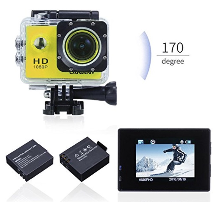 waterproof-action-cameracanany-underwater-video-camera-review