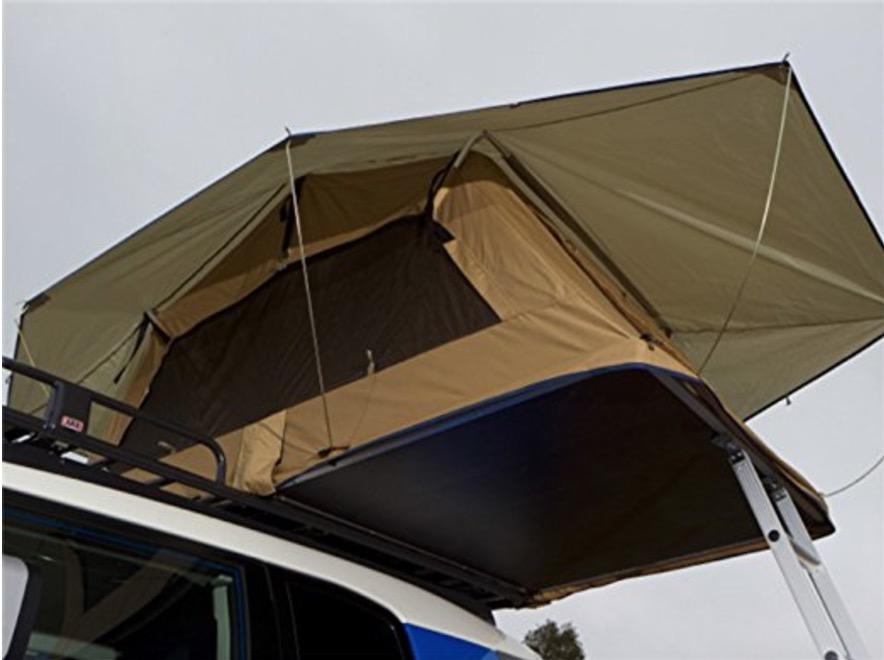 "ARB ARB4101A Sand 55"" Width x 94.5"" Length x 51"" Height Kakadu Roof Top Tent review"