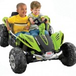Power Wheels Camo Dune Racer Review