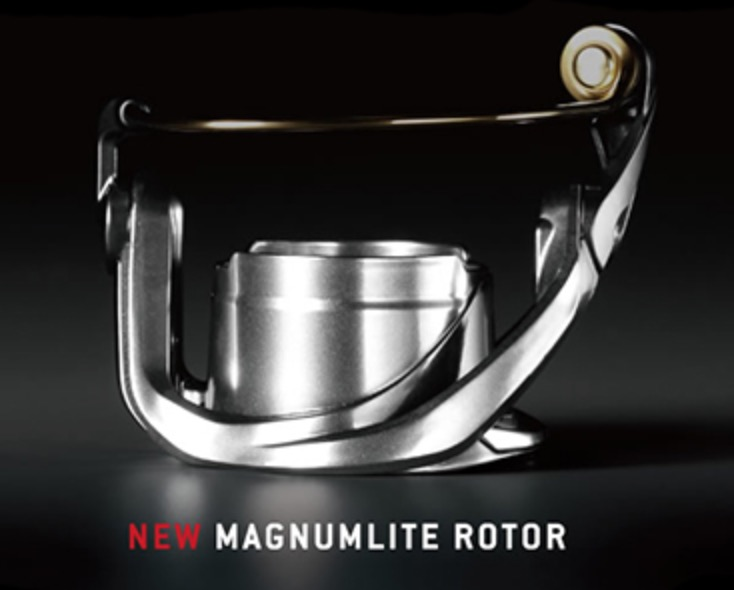 Magnumlite rotor by Shimano