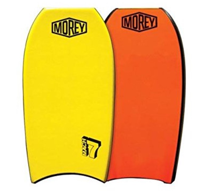 Morey Mach 7 review