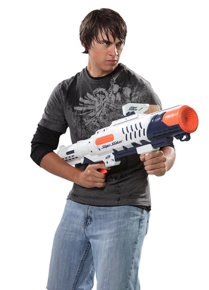 Nerf Super Soaker Hydro Cannon review