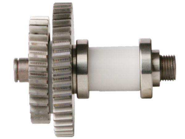 Okuma Helica cut gears