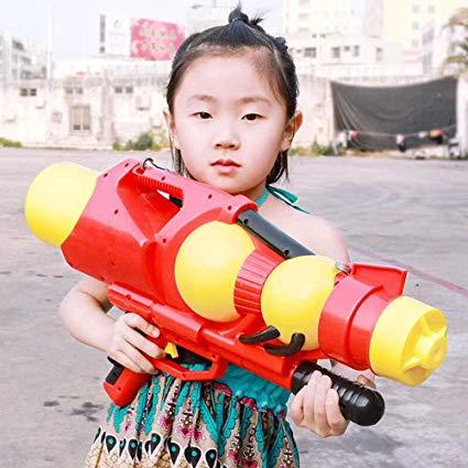 high capacity water gun for kids