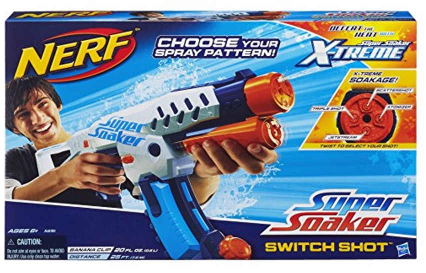huge water guns for kids super soaker