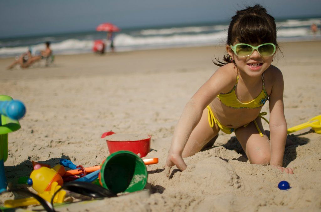 kids beach activities guide