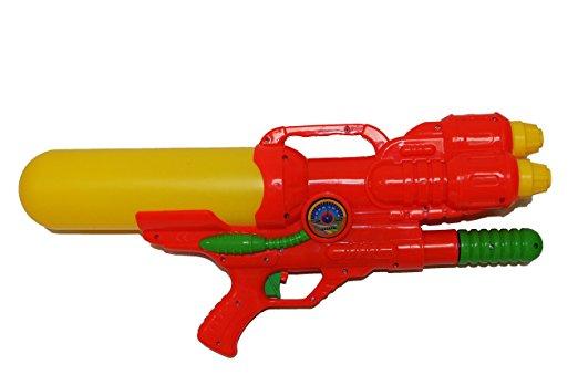 sintechno long 3 nozzles water gun