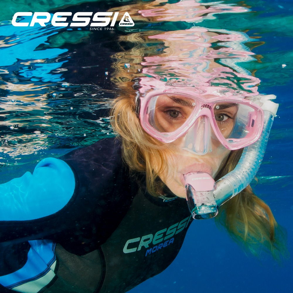 Cressi-Perla-Dry-Snorkeling-set-Diving-Mask-Dry-Snorkel-Quality-Silicone-Skirt-Mask-Dry-Top-valve