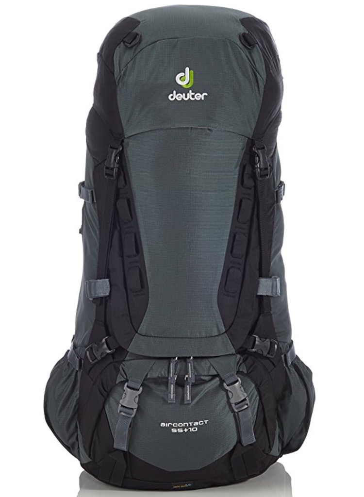Deuter Aircontact 55+10 Hiking Backpack review