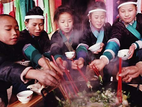 chinese eating customs