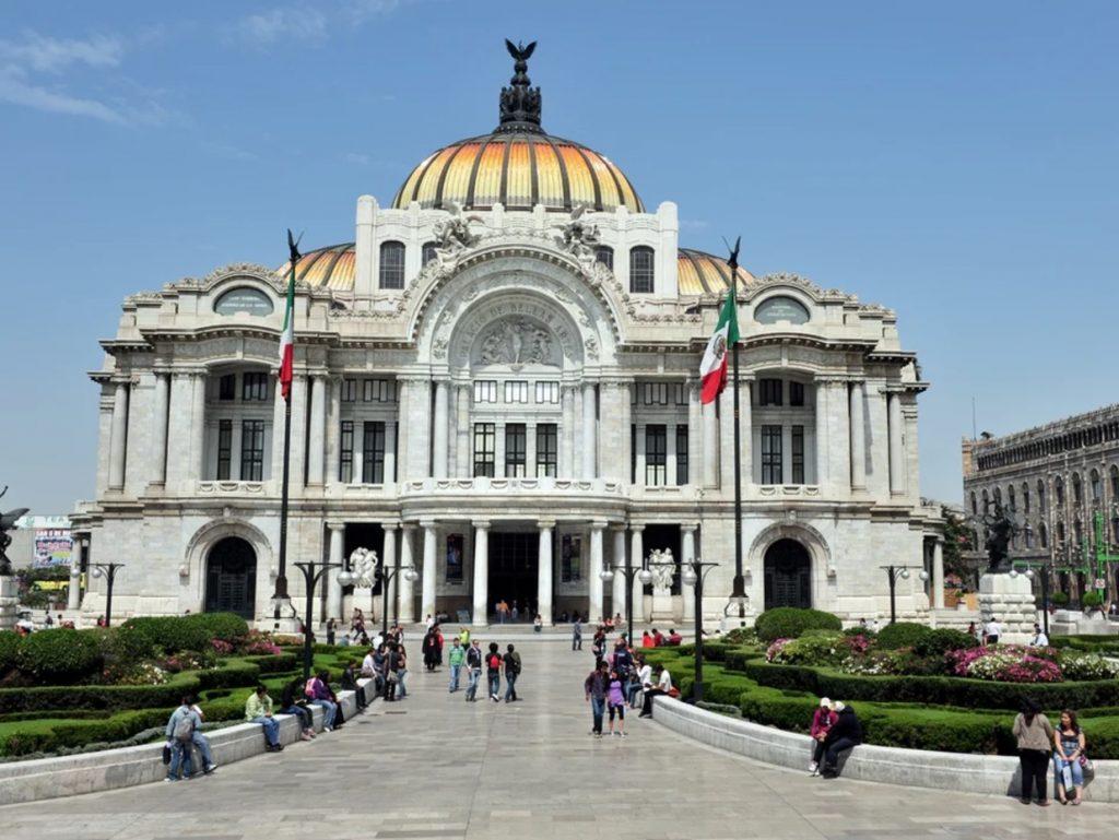 mexico historic center walking tour