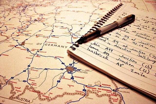 research your destination