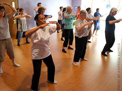 Tai Chi at Decatur Healing Arts