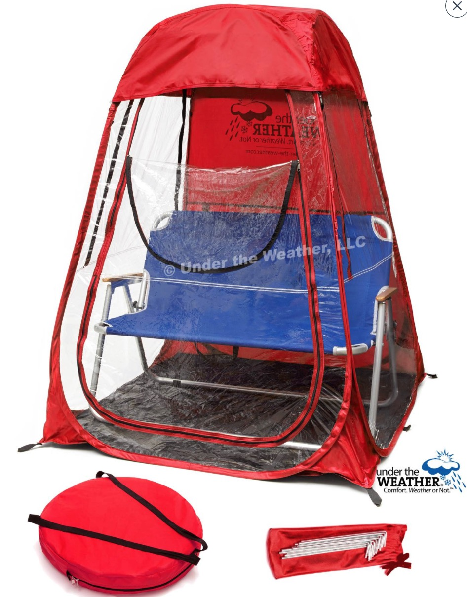 Under The Weather Xl Sports Pod Pop Up Tent Review