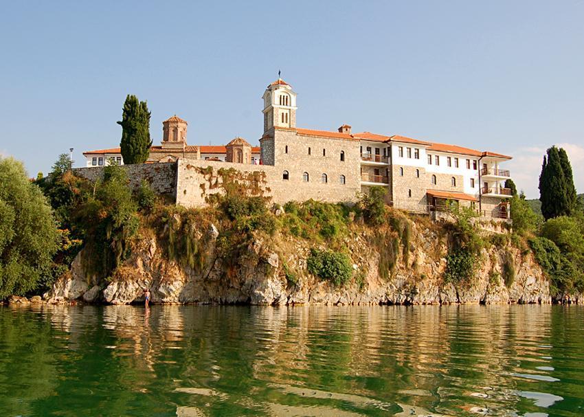 monastery of saint naum