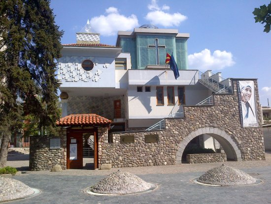 mother theresa's house skopje