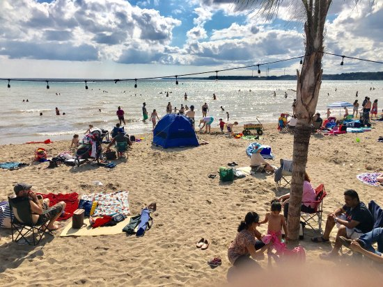 port-dover-beach