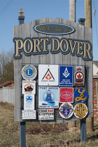 port dover welcome