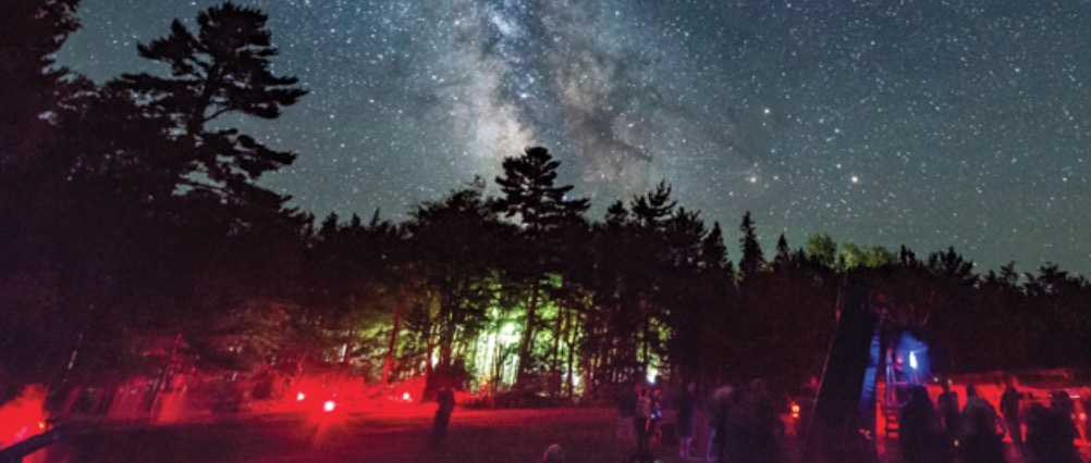 Kejimkujik National Park Dark Sky