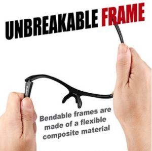 best cycling sunglasses frame