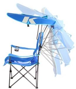kelsyus canopy chair adjustment  sc 1 st  Beach Baby & Kelsyus Camping Canopy Chair Review