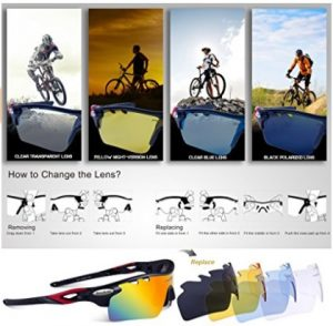 rivbos cycling sunglasses