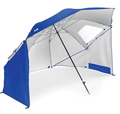 Sport Brella Portable All Weather Sun Shade Beach Umbrella