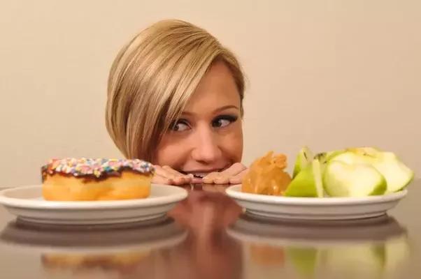craving junk food