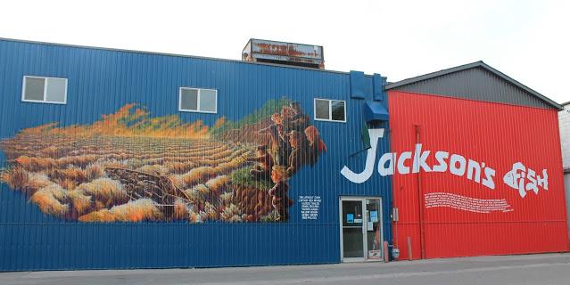 Jackson's Fish Market