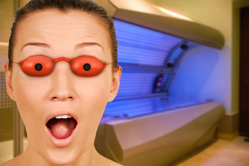 best tanning bed goggle reviews