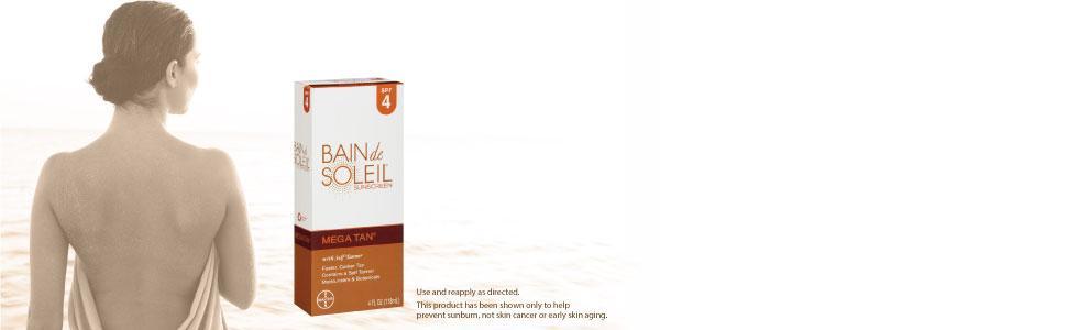 Bain de Soleil Packaging
