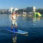 Paddle Boarding in Bucerias Mexico