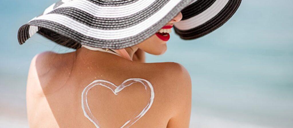 Sunscreen Anti-Aging