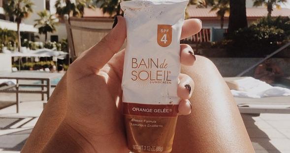 Bain de Soleil Sunscreen